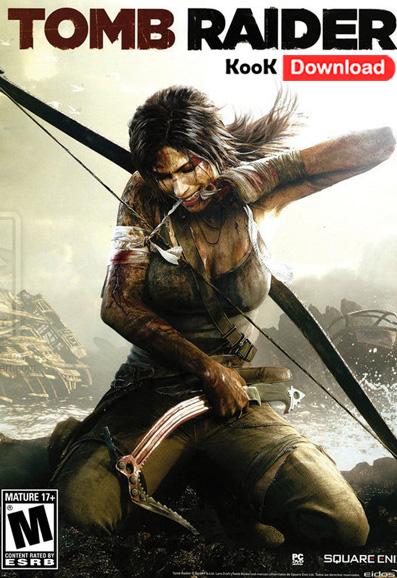 دانلود بازی  Tomb Raider 2013 برای PC