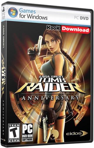 دانلود بازی کامپیوتر Tomb Raider Anniversary – برای Pc