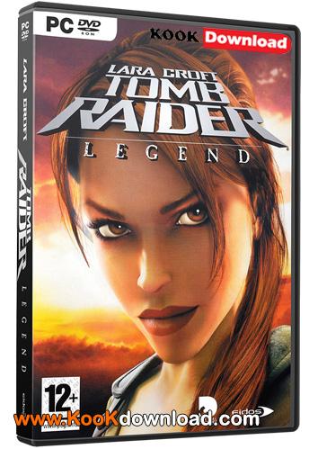 دانلود بازی Tomb Raider Legend برای پلتفرم PC