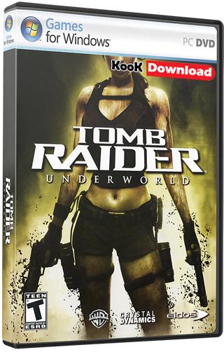 دانلود بازی Tomb Raider Underworld برای Pc