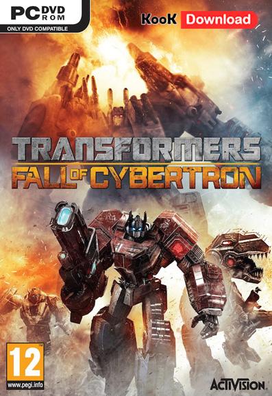دانلود بازی Transformers Fall of Cybertron برای کامپیوتر