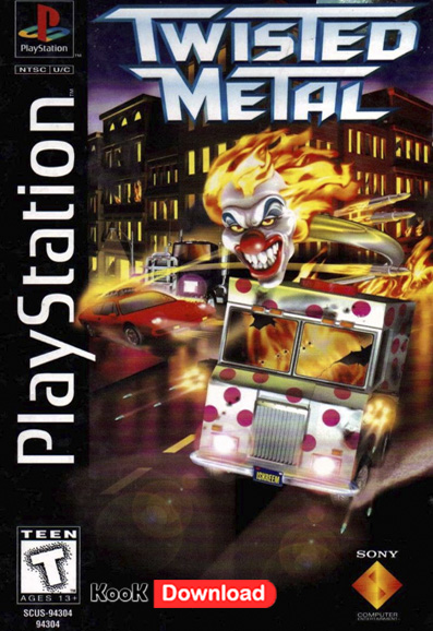 دانلود بازی پلی استیشن Twisted Metal برای کامپیوتر