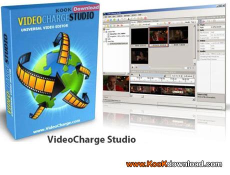 دانلود نرم افزار VideoCharge Studio 2.9.15.664