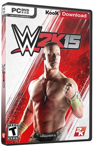دانلود بازی WWE 2K15 برای کامپیوتر