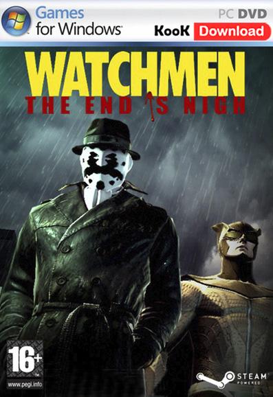 دانلود بازی Watchmen The End Is Nigh برای کامپیوتر