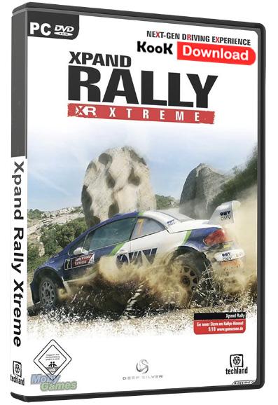دانلود بازی کامپیوتری رالی جدید Xpand Rally Xtreme