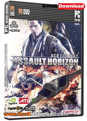دانلود بازی کامپیوتر Ace Combat: Assault Horizon برای PC