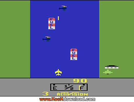 دانلود بازی هواپیمای آتاری air