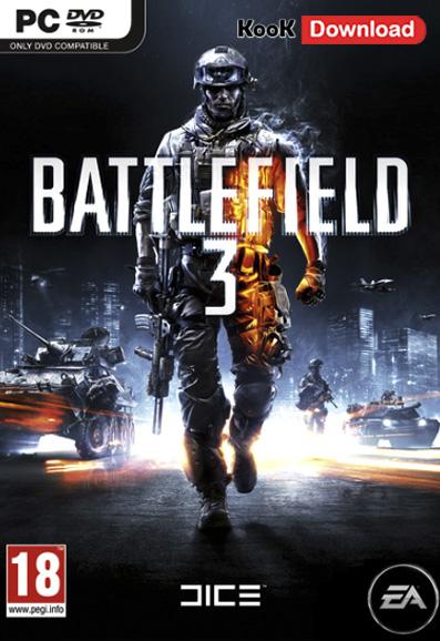 دانلود بازی میدان نبرد ۳ – Battlefield 3 برای کامپیوتر