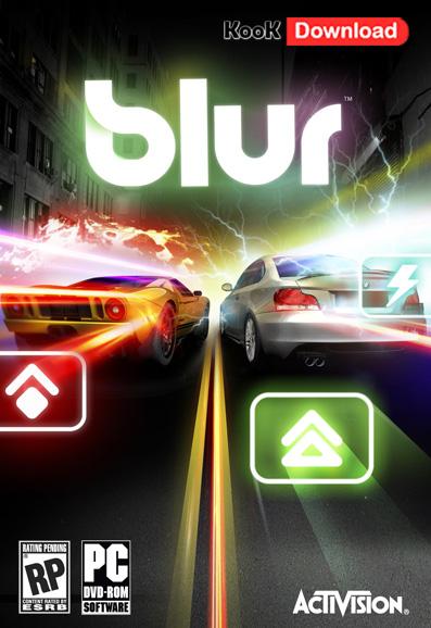 دانلود بازی ماشین مسابقه blur برای کامپیوتر