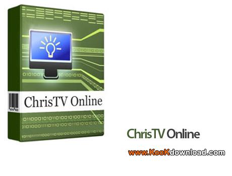دانلود نرم افزار  ChrisTV Online Premium Edition 6.20