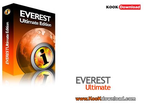 دانلود نرم افزار EVEREST Corporate & Ultimate Edition 4.50