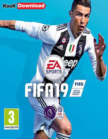 دانلود بازی FIFA 19 برای PC با کرک CPY