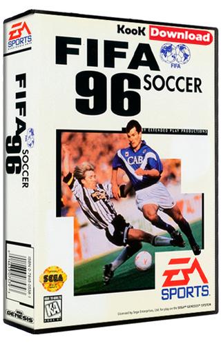 دانلود بازی FIFA 96 برای کامپیوتر با حجم کم