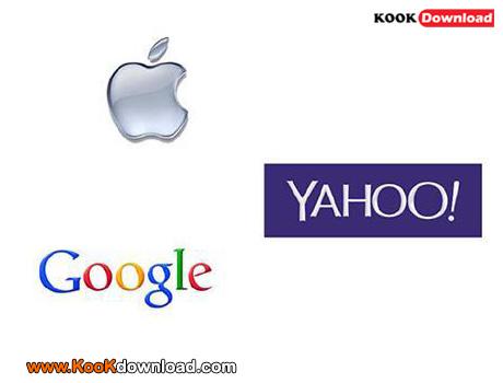 میزان درآمد کارکنان گوگل،یاهو،اپل و مایکروسافت
