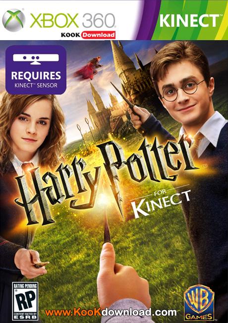دانلود بازی هری پاتر برای کینکت برای ایکس باکس ۳۶۰ – Harry Potter for Kinect XBOX 360
