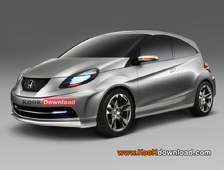 عکس هوندا Honda New Small Concept