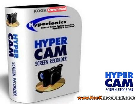 دانلود نرم افزار تصویربرداری از محیط ویندوز HyperCam 3.2.1107.20