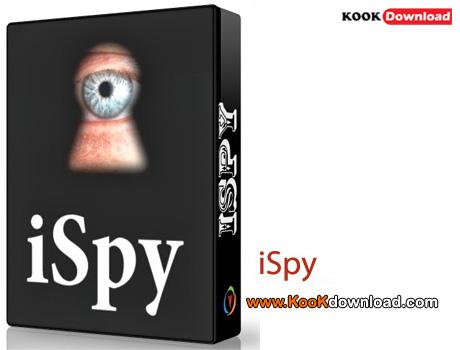 تبدیل وبکم به دوربین مدار بسته – iSpy 5.6