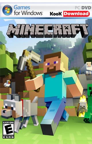 Minecraft 1.14.2 بازی ماین کرافت برای کامپیوتر