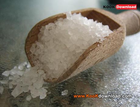 روش جلوگیری از نمناک شدن نمک