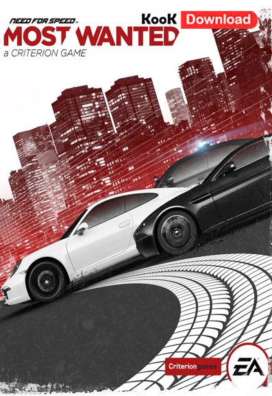 دانلود بازی ماشین سواری need for speed most wanted