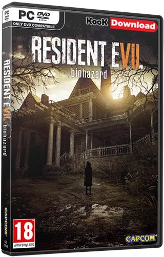 دانلود بازی Resident Evil 7 Biohazard برای Pc
