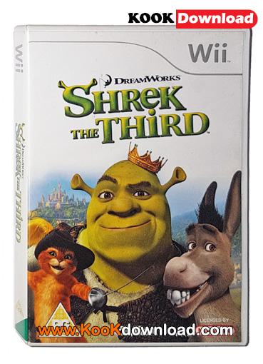 دانلود بازی Shrek 3 شرک ۳