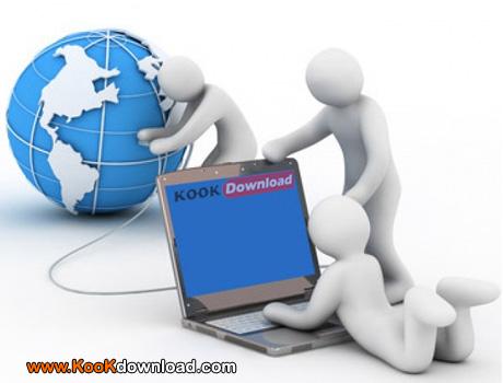 افزایش سرعت دانلود فایل در اینترنت