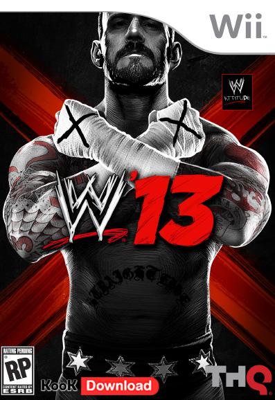 دانلود بازی WWE 13 برای کنسول Wii